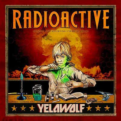 PHOTO: Yelawolf Radioactive ALBUM COVER