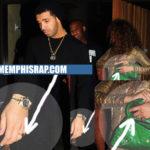 PHOTO: Drake Wedding Ring PICTURES