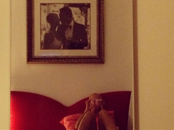 Picture of Amber Rose bedroom photo
