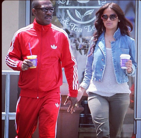 PHOTO: Eddie Murphy, Rocsi holding hands, dating?