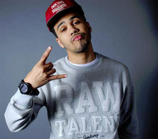 Photo - rapper Skewby