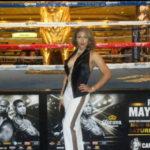 PHOTO: Miss Shantel Jackson at Floyd Mayweather, Cotto Fight