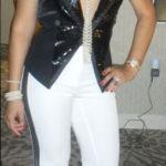 PHOTO: Miss Shantel Jackson at Mayweather Cotto Fight