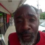 Picture - Sydney, homeless Memphis rapper