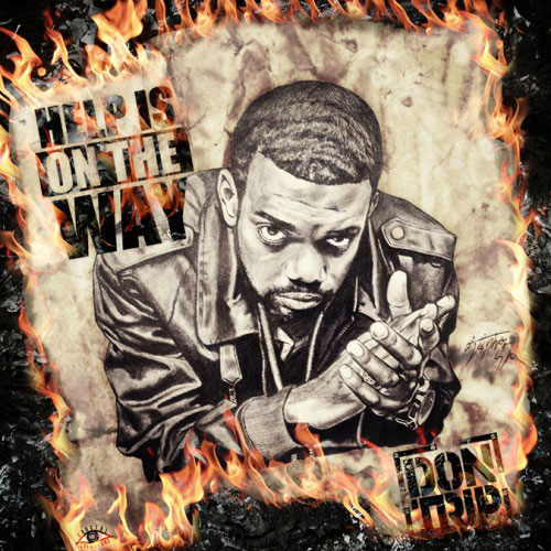 Don Trip - Help Is On The Way Mixtape Cover