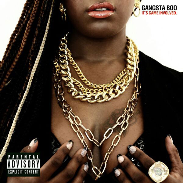 Photo of Gangsta Boo Its Game Involved cover artwork