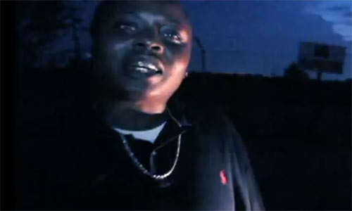 Photo of Memphis police officer Candyance Davis aka rapper Quolove