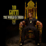Yo Gotti Cocaine Muzik 7 (CM7) The World Is Yours Mixtape Cover