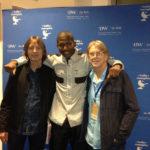 Photo of Teflon Don, Jody Stephens, Jon Hornyak at Indie Memphis Film Festival