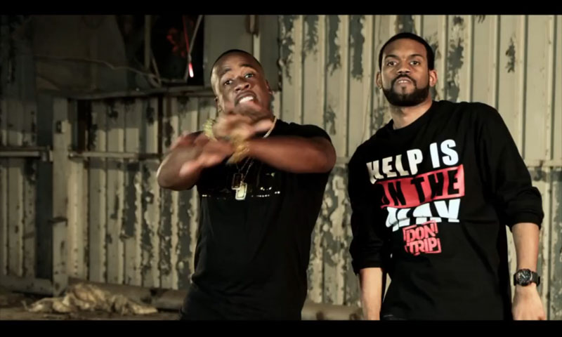 Photo of Yo Gotti and Don Trip in Prolly remix video