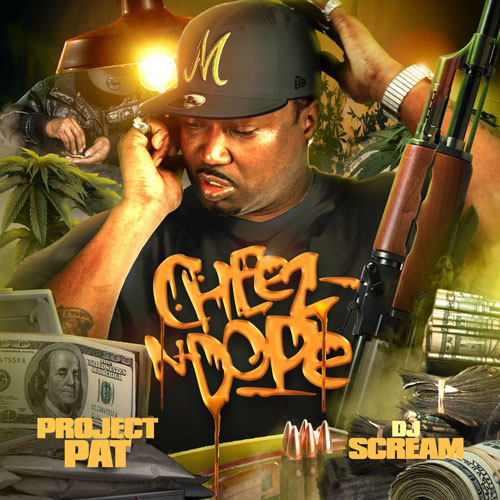 Project Pat Cheez N Dope Mixtape