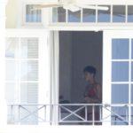 Photo of Rihanna In Bikini Picture Smoking On Barbados Balcony