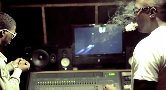 MJG - By Myself video