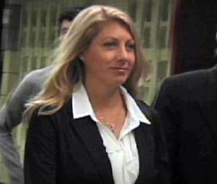 Photo of former teacher Stacie Halas aka porn star Tiffany Six