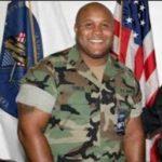 Photo of Navy reservist Christopher Jordan Dorner