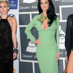 Photos of Miley Cyrus, Katy Perry, Jennifer Lopez at 2013 Grammys