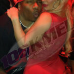 New picture of rapper AP.9 squeezing CoCo booty