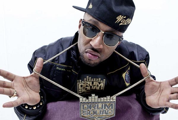 Music producer, rapper Drumma Boy