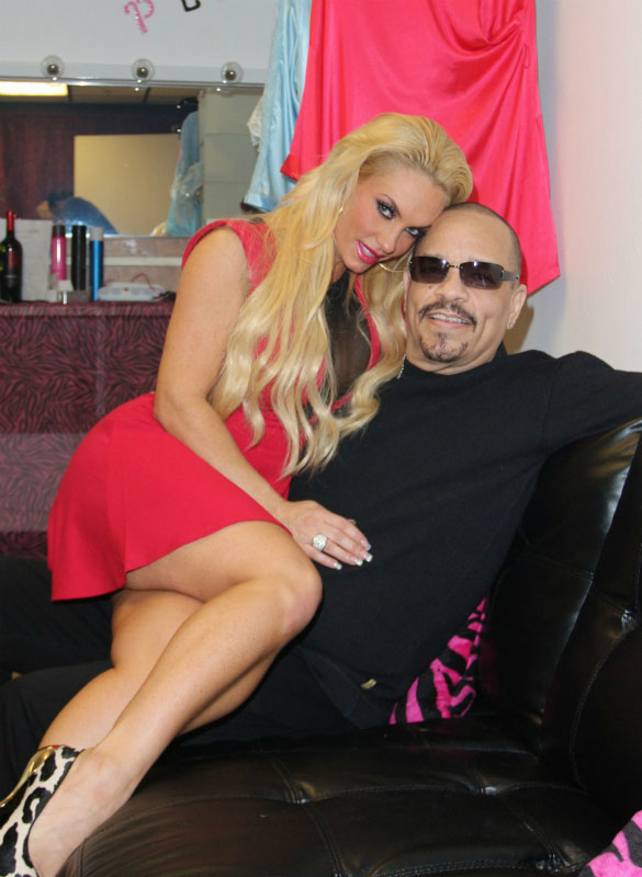 Photo of Ice- T and sexy model wife Coco