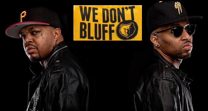 DJ Paul and Drumma Boy - We Don't Bluff