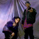 90's Rap Duo Kris Kross