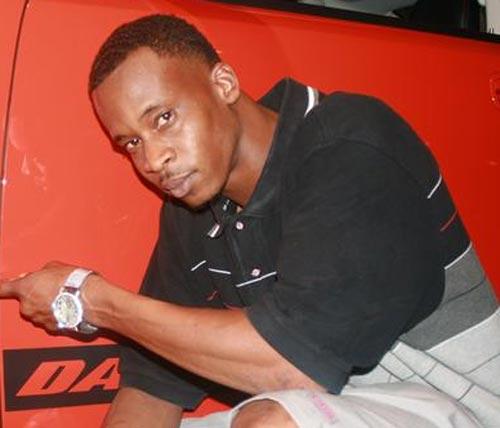 Derrick Harris aka Lil Noid