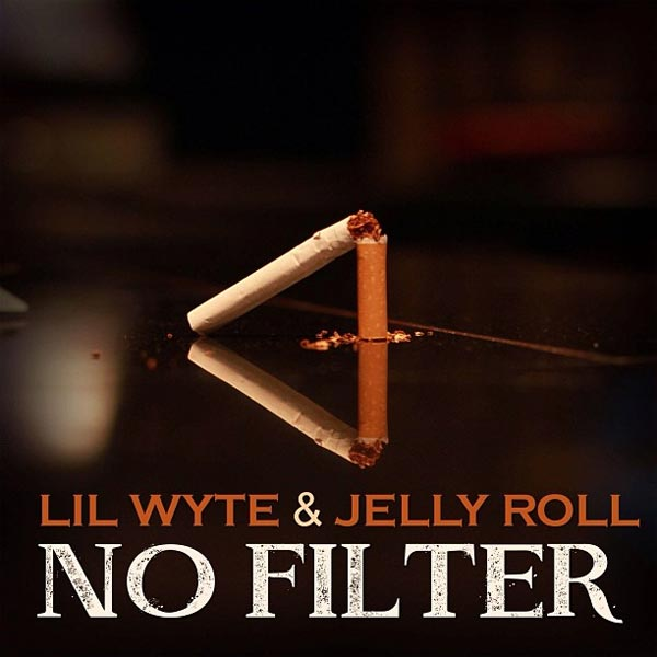 Lil Wyte, Jelly Roll No Filter Album Cover Artwork