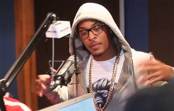 Rapper T.I. Talks on Yo Gotti and Grand Hustle