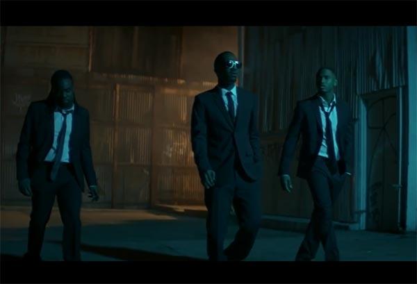 Juicy J, Wale , Trey Songz in the music video Bounce It