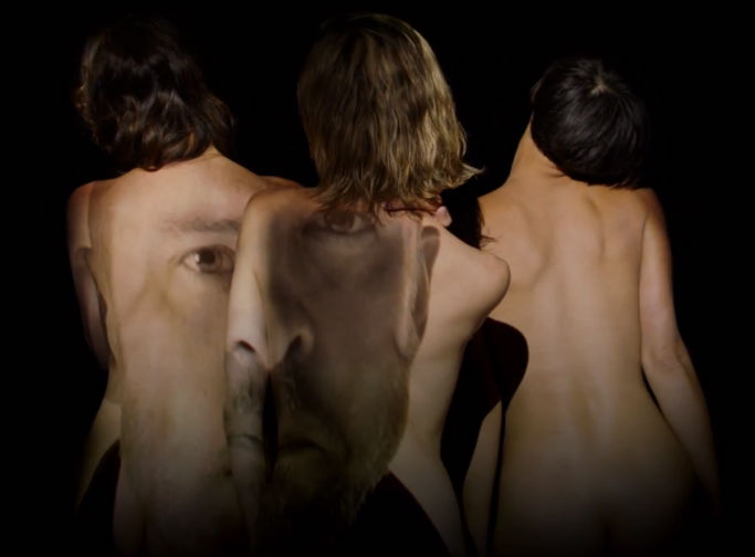 Justin Timberlake Tunnel Vision nude models