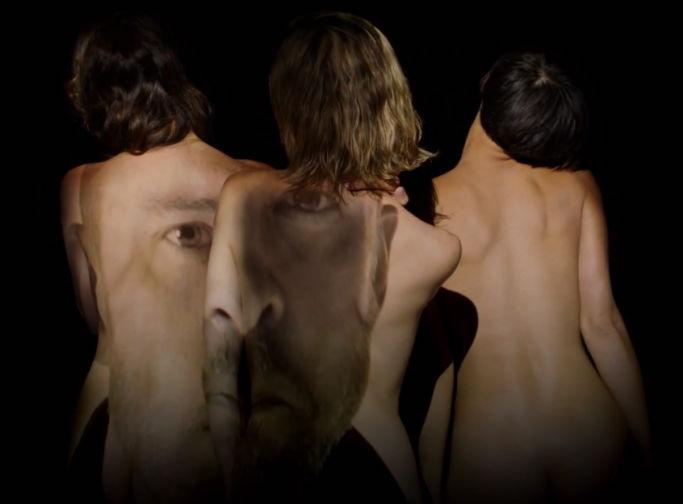 Justin Timberlake Tunnel Vision nude models