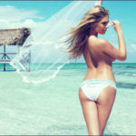 Photo of Kate Upton Topless in Beach Bunny