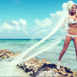 Photo of Kate Upton in Beach Bunny Bride Swimwear
