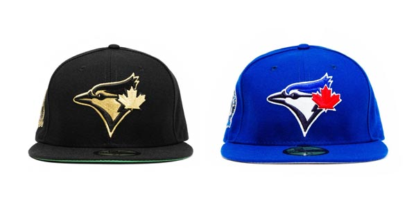 Drake - OVO Fest New Era Toronto Blue Jay's Fitted Cap