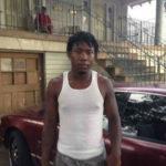Photo of New Orleans Teen Marshall Coulter Shot by Merritt Landry