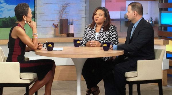 Juror says George Zimmerman got away with murder with Robin Roberts