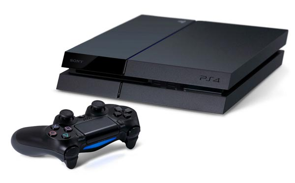 Sony Reveals PS4 Gaming Console