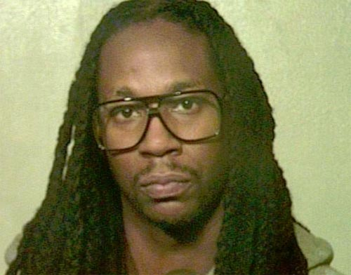Rapper 2Chainz Mugshot after 9-hr Tour Bus Standoff