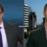 Chris Hayes and Cord Jefferson