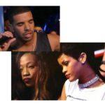 Photo - Drake, Rihanna, Melissa Forde - MTV VMA 2013