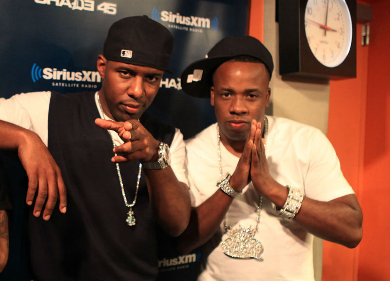Photo of DJ Whoo Kid and Yo Gotti