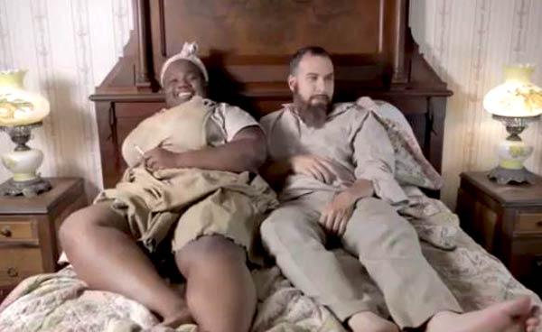 Russell Simmons - Harriet Tubman Parody Video