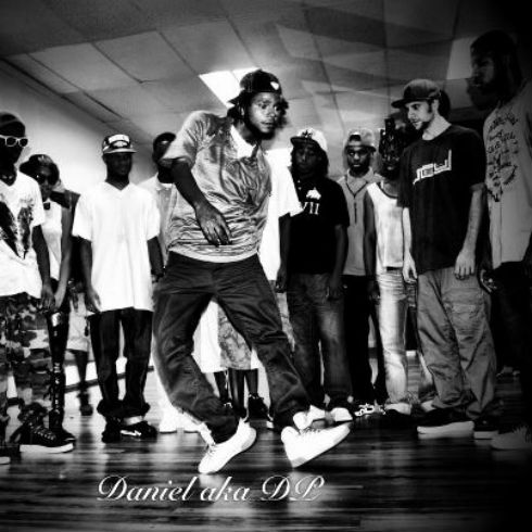 Photo of Daniel Price, proclaimed King of Memphis Dance Jookin