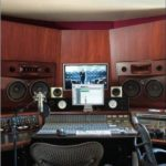 Will and Jada Smith mansion recording studio in the Calabasas