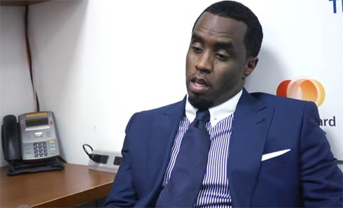 Diddy talks with Forbes on becoming billionaire and inspiration
