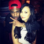 Photo of Big Sean and girlfriend fiancee Naya Rivera