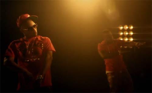 Yo Gotti ft TI in the music video King Shit