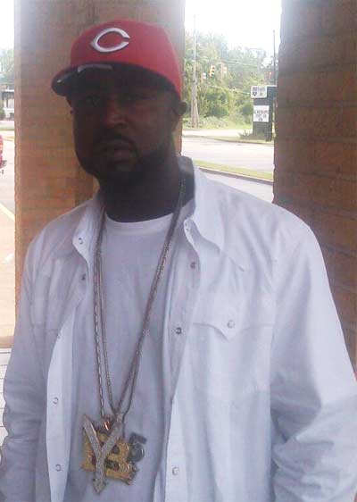 Photo - Young Buck fresh out of jail 2013