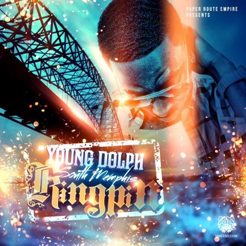 Young Dolph South Memphis Kingpin mixtape cover