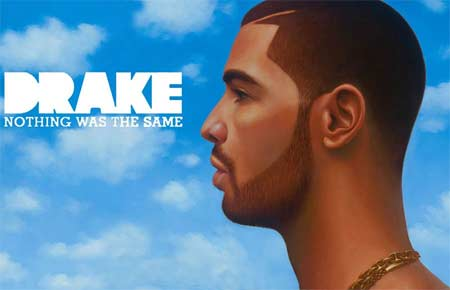 Rapper Drake - Nothing Was the Same